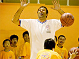 Divac in China