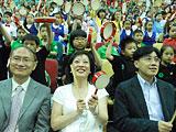 Mr. Tai Keen-man, Dr. Rosanna Wong, JP & Mr. Thomas Chow, JP