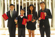 English public speaking success in Xiamen