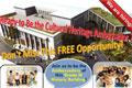 Cultural Heritage Ambassador Programme