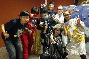 Winning team Odyssey of the Mind 2014 World Finals