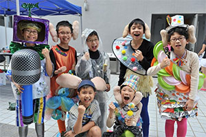 Hong Kong Odyssey of the Mind Competitions 2015