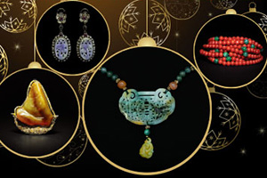 Christmas jewellery sale