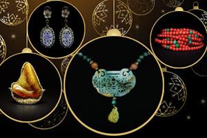 Christmas jewellery sale