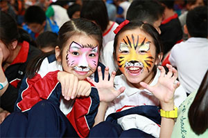 Hong Kong Odyssey of the Mind Competitions