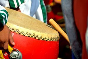 Chineses drum