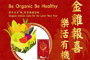 Lunar New Year organic hampers