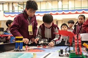 2016/17 Hong Kong FLL Robotics Tournament