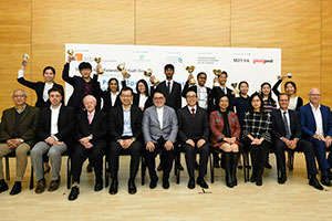HKFYG Standard Chartered Hong Kong English Public Speaking Contest 2018
