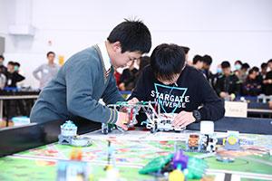2017/18 Hong Kong FLL Robotics Tournament