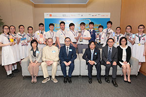 Hong Kong Student Science Project Competition 2018